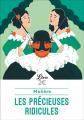 Couverture Les Précieuses ridicules Editions Librio 2019