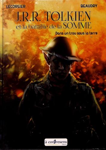 Couverture J.R.R. Tolkien et la bataille de la Somme