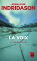 Couverture La voix Editions de Noyelles 2019