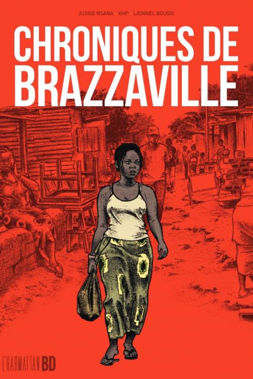 Couverture Chroniques de Brazzaville