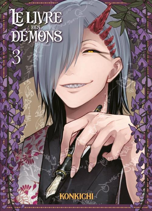 Couverture Le livre des démons, tome 3