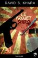 Couverture Le projet Shiro Editions Critic 2011