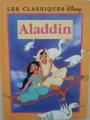 Couverture Aladdin (Album) Editions France Loisirs (Les classiques Disney) 1998