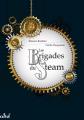 Couverture Les Brigades du Steam Editions ActuSF 2019