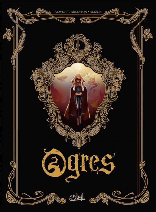 Couverture Ogres, intégrale
