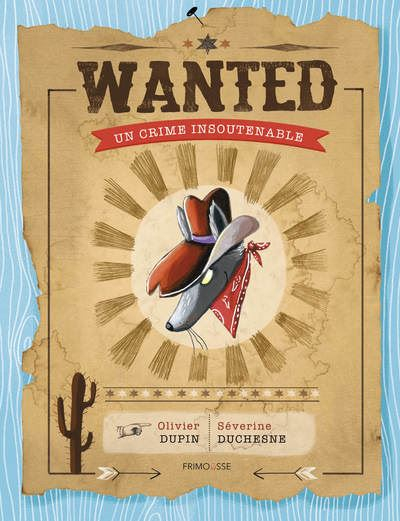 Couverture Wanted - Un crime insoutenable