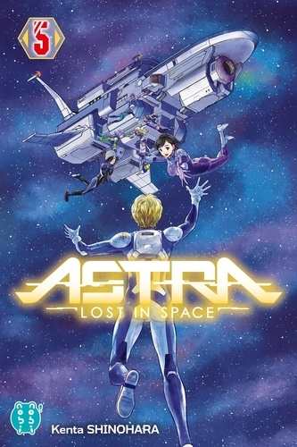 Couverture Astra, lost in space, tome 5