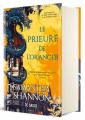 Couverture Le Prieuré de l'Oranger Editions de Saxus 2019