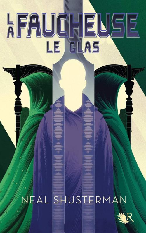 Couverture La Faucheuse, tome 3 : Le glas