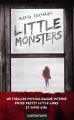 Couverture Little monsters Editions Castelmore 2019