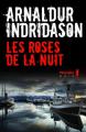 Couverture Les roses de la nuit Editions Métailié 2019