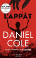Couverture William Fawkes, tome 2 : L'appât Editions Robert Laffont 2018