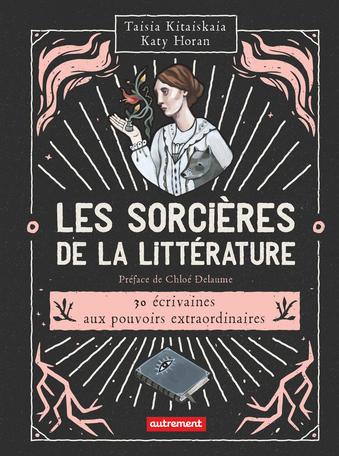 Couverture Les sorcières de la littérature