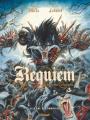 Couverture Requiem Chevalier Vampire, tome 04 : Le Bal des Vampire Editions Glénat 2016