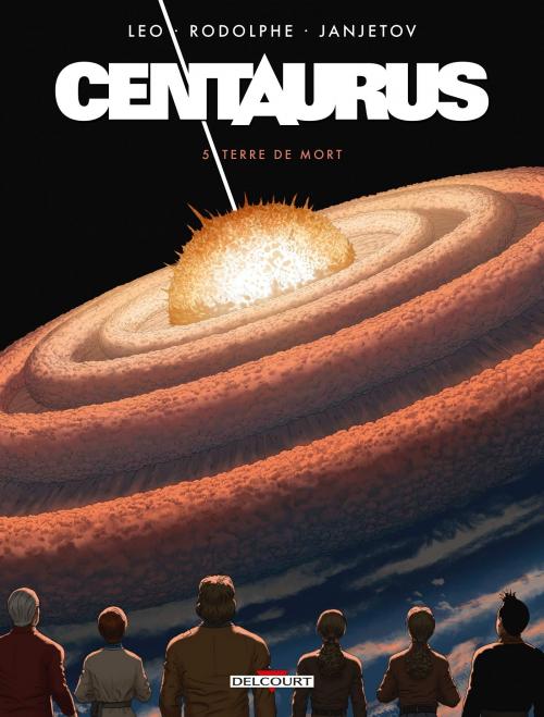 Couverture Centaurus, tome 5 : Terre de mort