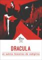 Couverture Dracula et autres histoires de vampires Editions Librio 2018