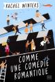 Couverture Comme une comédie romantique  Editions Hauteville 2020