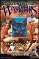 Couverture La guerre des clans, cycle 2 : La dernière prophétie, tome 5 : Crépuscule Editions HarperCollins 2008