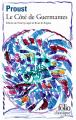Couverture Le Côté de Guermantes, intégrale Editions Folio  2019
