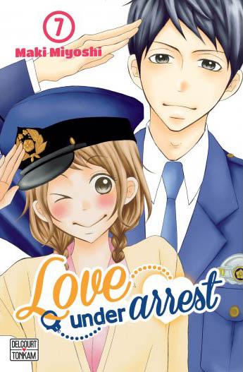 Couverture Love under arrest, tome 7