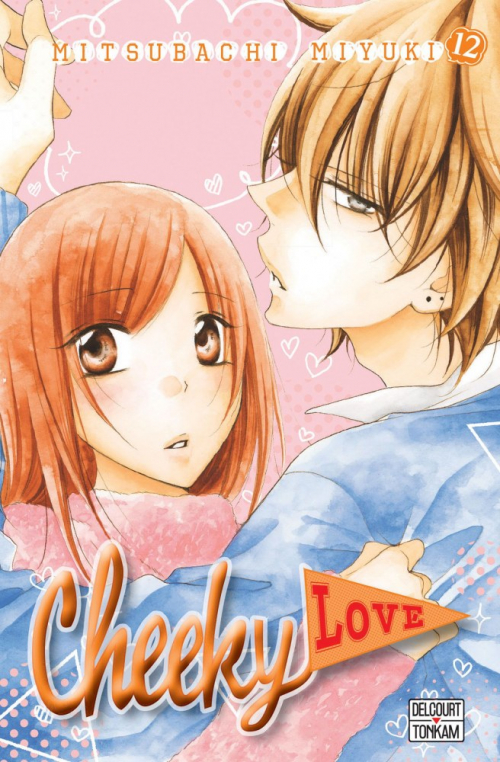 Couverture Cheeky Love, Tome 12