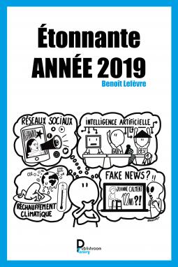 Couverture Étonnante année 2019