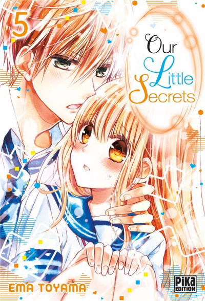 Couverture Our Little Secrets, tome 5