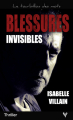 Couverture Blessures invisibles Editions Taurnada 2020