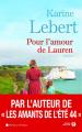 Couverture Les amants de l'été 44, tome 2 : Pour l'amour de Lauren Editions Presses de la cité 2019