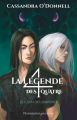 Couverture La légende des quatre, tome 3 : Le clan des serpents Editions Flammarion (Jeunesse) 2019