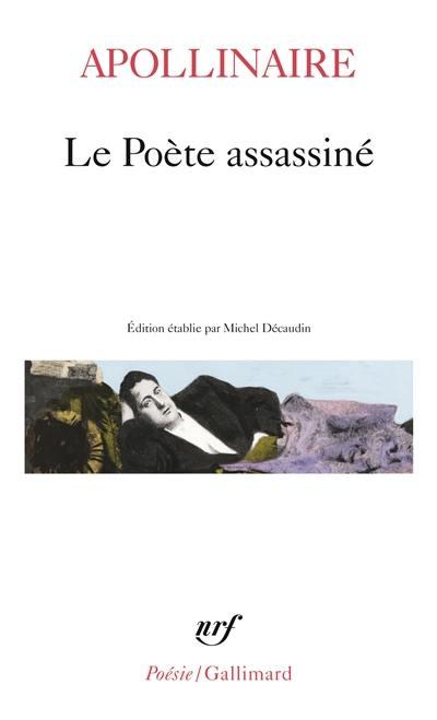 Couverture Le poète assassiné