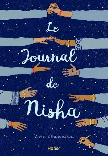 Couverture Le journal de Nisha