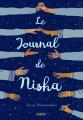Couverture Le journal de Nisha  Editions Hatier (Jeunesse) 2020