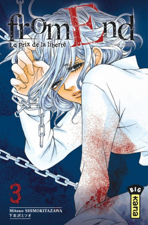 Couverture From end, tome 3