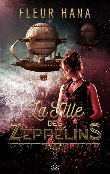 Couverture La fille des Zeppelins
