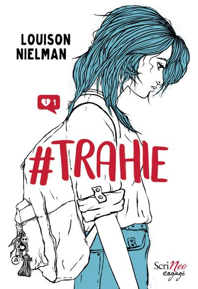 Couverture #trahie