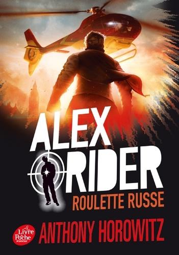 Couverture Alex Rider, tome 10 : Roulette russe