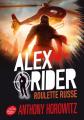 Couverture Alex Rider, tome 10 : Roulette russe Editions Le Livre de Poche (Jeunesse) 2017
