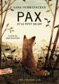 Couverture Pax et le petit soldat Editions Folio  (Junior) 2020