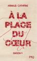 Couverture À la place du coeur, tome 1 Editions Pocket (Jeunesse) 2020