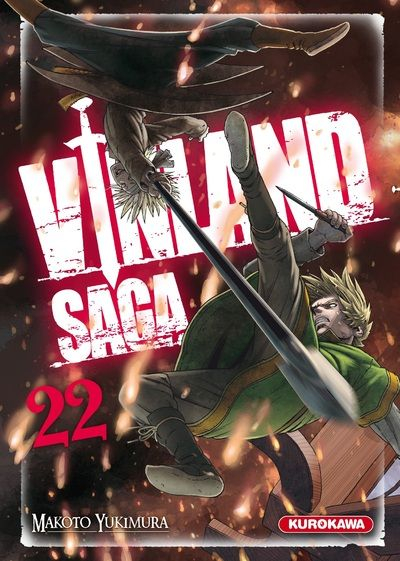 Couverture Vinland Saga, tome 22