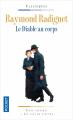Couverture Le diable au corps Editions Pocket (Classiques) 1990
