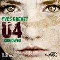Couverture U4 : Koridwen Editions Lizzie 2019