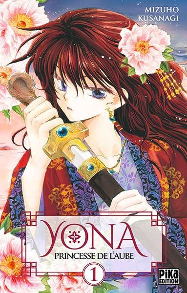 Couverture Yona, princesse de l'aube, tome 01