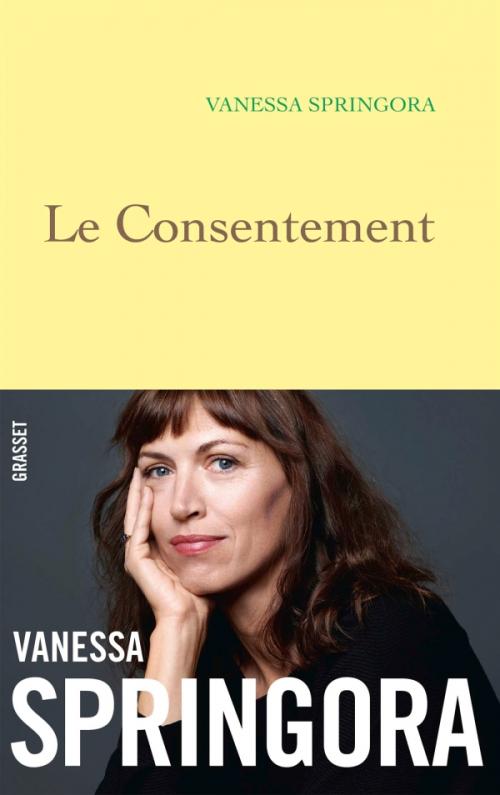 Couverture Le consentement