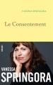 Couverture Le consentement Editions Grasset 2020