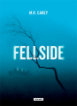 Couverture Fellside Editions L'Atalante (La Dentelle du cygne) 2019
