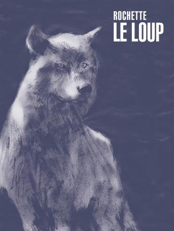 Couverture Le loup