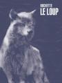 Couverture Le loup Editions Casterman 2019