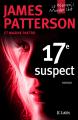 Couverture Le women murder club, tome 17 : 17ème suspect Editions JC Lattès 2019